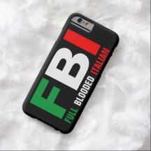 Real Italian iPhone 6 Case