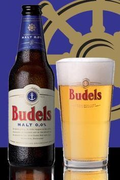Alcohol-free beer Budels - Organic Products Without Intermediaries