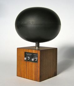 Anonymous; #8K39 'Yorick' Solid State AM Radio by Lloyd's, 1960s.