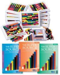 The Super Source® Cuisenaire®  Rods Classroom Kits #ThankfulforETAhand2mind