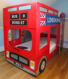 #Unique #Creative #Kids #Bed #Ideas That You'll Love