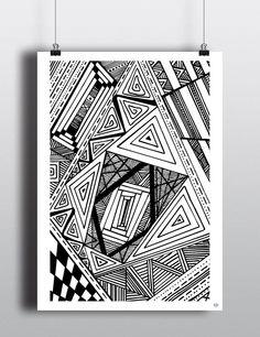 sketchbook-illustration-stephen-cunniffe-5 Black And White Illustration, Illustrations, Illustration, Illustrators