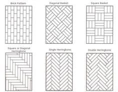 tile patterns Pinteres
