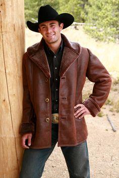 Kanye-Shearling-Coat | Men&39s Shearling Coats | Pinterest | Coats
