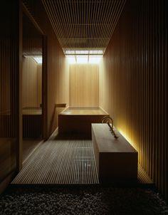Ginzan Onsen Fujiya :: Kengo Kuma & Associates