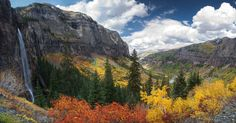 Bridal Veil Falls | 20 Colorado Places That Will Literally Take Your Breath Away