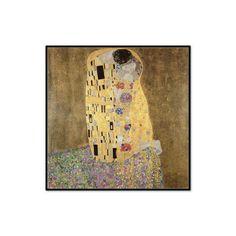 The Kiss by Gustav Klimt Artblock