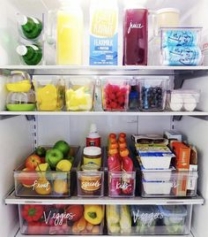 How to Organize a Refrigerator Clea Shearer and Joanna Teplin, cofounders of The Home Edit, share how they make that daily dive into the refrigerator a treat.