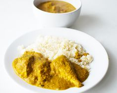 Coconut Mackerel Curry