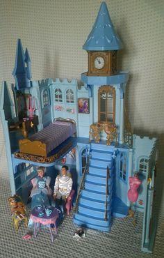 Disney Princesses Castle by Mattel