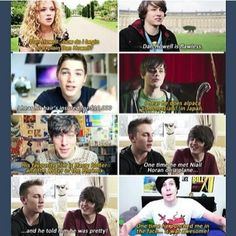 Things about Dan Howell