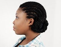 3 Cornrow / French Braid Hair Styles With Weave Tutorial Part 6 HowToBlackHair.com    There are so many different types of ways to style Cornrows/French Braids with Weave because braids offer so much versatility in the first place. With your Cornrow French braid hairstyle, depending on your length, you can put all of your braids into a ponytail or let them hang free...    Subscribe, Its Free!  http://feedburner.google.com/fb/a/mailverify?uri=Howtoblackhaircomloc=en_US