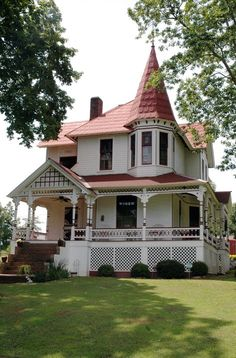 Victorian: #Victorian house.