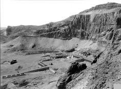 Temple of Hatshepsut, Thebes Egypt 1923–1931
