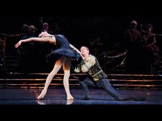 Swan Lake – Entrée and Adage from the Black Swan pas de deux (The Royal ...