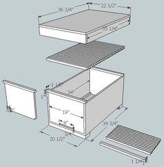 multipurpose top bar plans