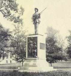 UNC Campus Chapel Hill, Silent Sam 1913