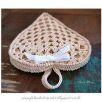 Crochet Heart by Sonia Maria with Easy - Postmoney