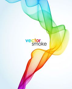 Vivid and colorful free smoke vector background wave. Excellent abstract background graphics for your power point business presentations, business cards or designs where you want to signify creativity and inspiration. Grab this free smoke vector and make your works stand out from the crowd!
