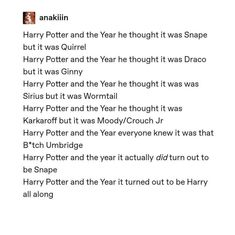 """""""What's your favourite Harry Potter book? Harry Potter Marauders, Harry Potter Jokes, Harry Potter Fandom, Sassy Harry Potter, No Muggles, Harry And Ginny, Harry Potter Universal, Book Fandoms, Slytherin"""