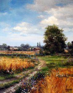 Прелестни рисунки с ухание на цветя   High View Art