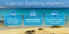 No wonder Cyprus tops the EU Blue Flag clean beaches list #blueflag #cyprus #cyprusbathing #cypruswaters https://plus.google.com/+PissouribayCyp/posts/jb68kLfMb3i