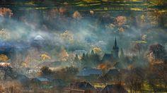 Mist Over Transylvania