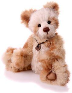 Charlie Bears  - NAOMI panda
