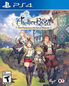 Get Atelier Ryza: Ever Darkness & The Secret Hideout release date Switch), cover art, overview and trailer. Atelier ryza: ever darkness & the secret hideout begins an all-new storyline Arc in GUST Studios' Fan-favorite Atelier series. Atelier Series, Software Download, Ni No Kuni, Cool Things To Buy, Old Things, Secret Location, Luigi's Mansion, Ordinary Girls, Games