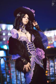 Night City Lady by Rei-Doll.deviantart.com on @DeviantArt
