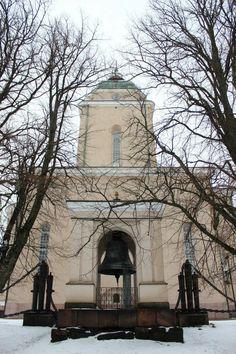 Suomenlinna Church (Suomenlinnan Kirkko) - Helsinki, Finland