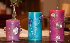 Como fazer velas decorativas passo a passo – Aprender a fazer velas pode se um ótimo negócio para au