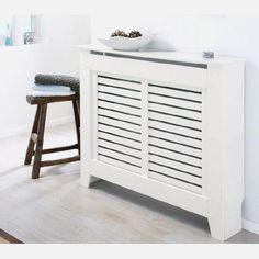 Radiateur cach ou pas sur pinterest couverture de radiateur radiateurs et - Tasseau bois castorama ...