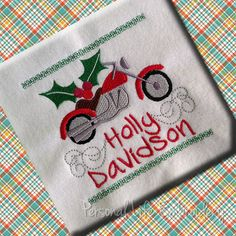 Harley Davidson Embroidery Designs Set 1 2 Sizes