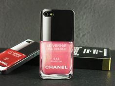 Chanel Nagellack TPU Hülle für iphone 4/4S/5/5S/6 - spitzekarte.com
