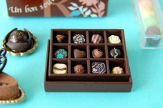 Re-ment Miniature Chocolates