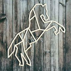 NőiCsizma | Geometrikus ló