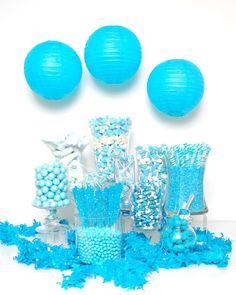 Blue Baby Shower Party Ideas | Photo 7 of 10