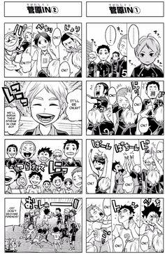 let's haikyuu funny sugamama