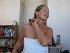 ▶ Gua Sha Self Treatment for Neck and Head - YouTube