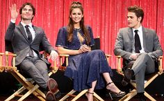 'The Vampire Diaries' at PaleyFest: Eight things we learned (the love triangle isn't over yet!) | EW.com