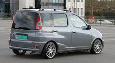 xB's euro cousin: Toyota Yaris Verso/FunCargo - Page 8 - Scion xB Forum