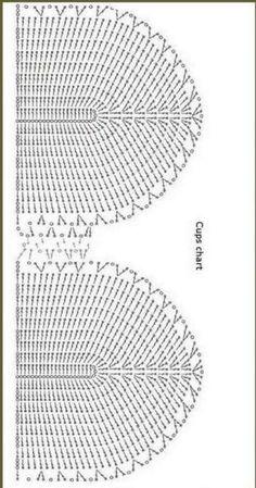 Crochet Bra, Crochet Bikini Pattern, Crochet Girls, Crochet Diagram, Crochet Shoes, Crochet Blouse, Filet Crochet, Crochet Motif, Crochet Designs