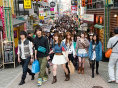 How Not to Look Like a Tourist in Tokyo - Condé Nast Traveler