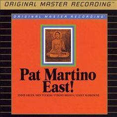 """Paul Martino's """"East!"""" album #NowPlaying #Jazz"""