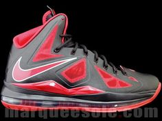 on sale d3d4a 4583b Here is a detailed look at the upcoming Nike Lebron Bred 10 Away Sneaker  releasing Later this year   early 2013 , what do you all think of t.