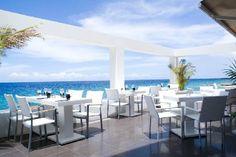 Saint Tropez Ocean Club Restaurant | Located in Pietermaai, near downtown Punda | Curacao