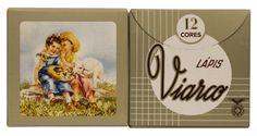 A Caixa de Lápis Meninos e Ovelha -