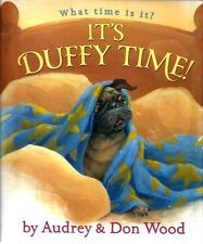 It's Duffy Time hardcover book