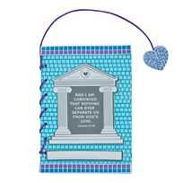 image of Rome VBS Prayer Journal Craft Kit with sku:13766851